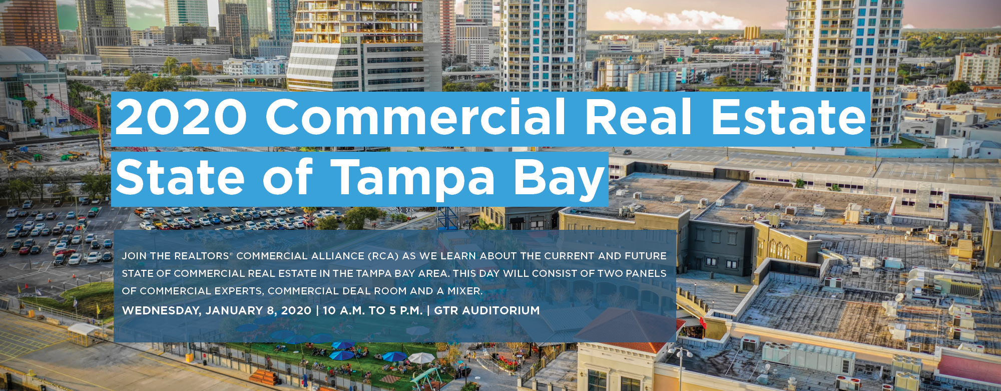 2020 Commercial Real Estate State of Tampa Bay2