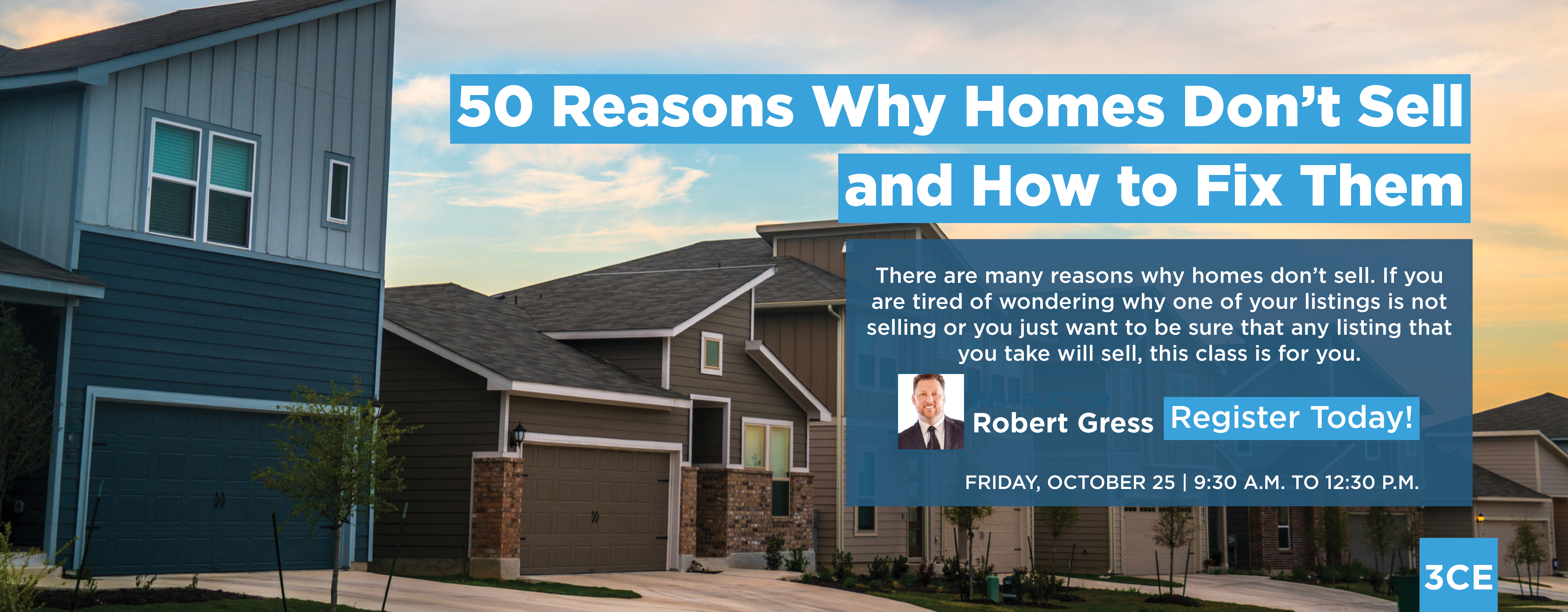 50 Reasons Why Homes Don't Sell and How to Fix Them