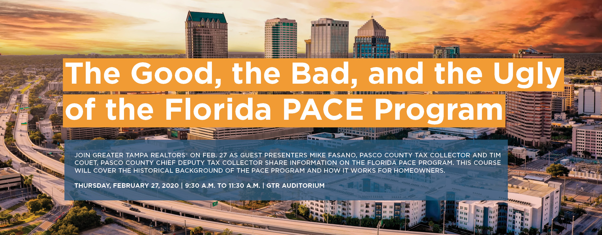 The Good, the Bad, and the Ugly of the Florida PACE Program