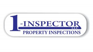 1-inspector property inspections logo
