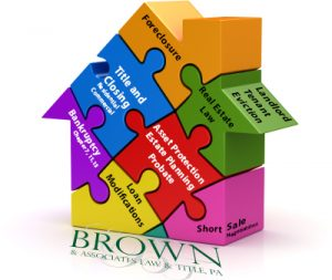 Brown & Associates Law & Titlte